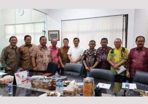 Ikatan Keluarga Alumni Lemhannas (IKAL) gandeng Lembaga Kajian Nawacita (LKN), membahas ketahanan dan kemandirian pangan