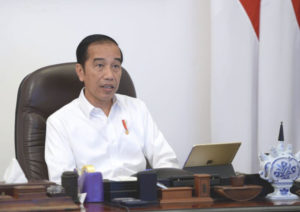 Presiden RI,. Jokowi