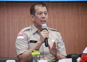 Ketua Satuan Tugas Penanganan Covid-19, Doni Monardo