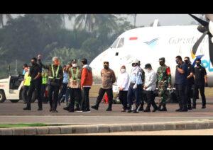 Presiden Harap Kehadiran Bandara Jenderal Besar Soedirman Tumbuhkan Ekonomi Daerah Sekitar