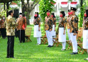 Presiden Ingin Pancasila Dibumikan dengan Cara-Cara Baru yang Kekinian