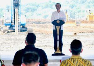 Presiden: Ubah Struktur Ekonomi Berbasis Komoditas Menjadi Ekonomi Berbasis Inovasi Teknologi